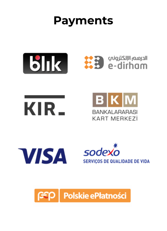 Our Payments